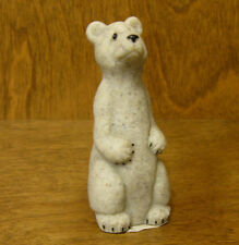 "Quarry Critters #45403 Barney Bear, 3.5"" Tall, NEW/Box From Retail Store"