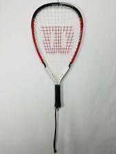 """Wilson Titanium Ripper Racquetball Racquet Xs 3 7/8"""" Grip"""