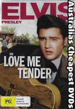 Elvis - Love Me Tender DVD NEW, FREE POSTAGE WITHIN AUSTRALIA REGION ALL