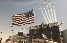 Las Vegas Motor Speedway Photo on Canvas   38 x 59.5   Free Shipping