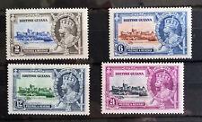 25 Jubilee omnibus of KGV - British Guiana