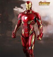 Marvel Avengers 3 Infinity War Action Figures Toys IRON MAN Tony Strack NEW