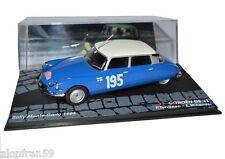 RALLY IXO DIECAST 1/43 Citroen DS21 Toivonen/Mikander 1966 eRAL049