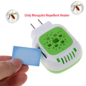 Electric Repellent Tablets Mosquito Repellent Heater Flies Killer Pest Repeller