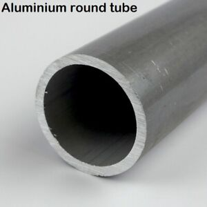 ALUMINIUM ROUND TUBE - Grade 6063AT6 - 16SWG - Many diameters -Numerous lengths