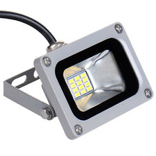 10W 12V Cool White Security LED Flood Light Lamp Garden Lamp Outdoor IP65
