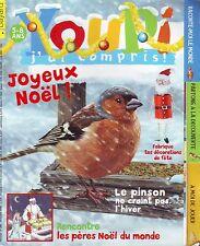 Revue YOUPI 243 Père NOÊL Orange Déco magazine documentaire enfant 5 / 8 an