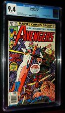 AVENGERS #195 Newsstand 1980 Marvel Comics CGC 9.4 NEAR MINT