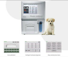 Auto VET Hematology Analyzer Animals Blood analyser 20 parameters + 3 histograms