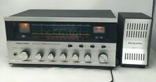 Realistic DX-160 Solid State Communications Receiver Radio with SP-150 Speaker