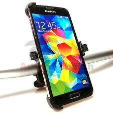 Fahrrad Halterung Halter Lenker Motorrad Navi Bike Tasche für Samsung Galaxy S4