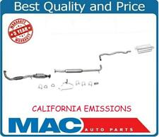 For Saturn 97-00 SC2 SL2 SW2 With California Emissisions Full Exhaust System