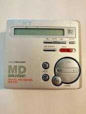 Sony Mzr70 Minidisc Recorder - Very good condition + Extras