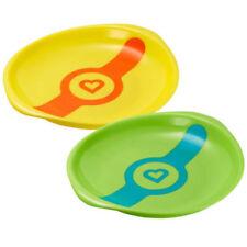 Baby fourchettes /& cuillères babypipkin Enfant Enfants alimentation couverts orange /& bleu BPA Free