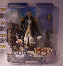 Bioshock Infinite Motorized Patriot George Washington Neca Action Figure