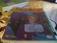 LIBRO TANDEM NIVEAU 3 METHODE DE FRANCAIS BERGERON ALBERO BIDAULT ELI 2006 NO CD
