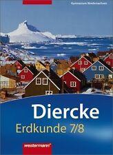 Schulbücher mit Erdkunde-Thema fürs Abitur als gebundene Ausgabe