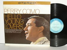 PERRY COMO Hello Young Lovers LP Hello, Young Tomboy In The Still of the Night
