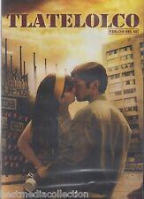 SEALED Tlatelolco Verano Del 68 DVD NEW Nueva NUEVO CINE Historia Rojo Amanecer