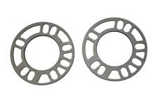 3 mm Alloy Wheel Spacers Shims Pair Universel Set of 2 5x108/5x110/5x115/5x118