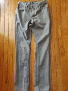 Free World Men's Messenger Size 32  100% Cotton Pants