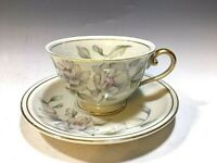 Vintage Meito China Springtime Pattern Made In Occupied Japan Cup & Saucer