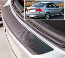 BMW Série 3 E90 - CARBONE STYLE Pare-chocs arrière protection
