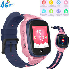 Kids Smart Watch Safe SOS Call Smartwatch with SIM Card Slot For Girls Android
