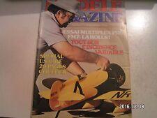 """**c Modèle magazine n°314 Multiplex professionnelle FM7 / Le """" Bison """""""