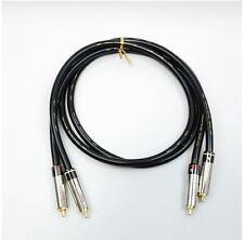 ORTOFON Reference 6NX-605 Audio Interconnect Cable RCA 1.0m JAPAN phono analog