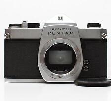 Honeywell Pentax SP1000 35mm Film SLR Camera M42 Mount Body Only 1970s