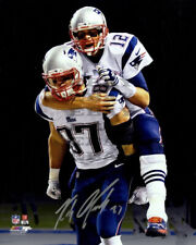 Rob Gronkowski New England Patriots Autographed Signed 8x10 Photo Reprint