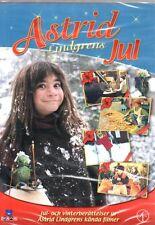 SCHWEDISCH: DVD Astrid Lindgren Jul Weihnachten, Pippi,Ronja,Saltkrokan,Lotta