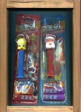 PEZ-23 Dispensers-16 in Original Package includes 2 Vintage-Never Used