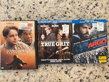Like New*True Grit (2011)* Argo (2012)* The Shawshank Redemption (1994)*