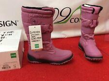 New Cougar Destiny Canadian Womens 10 Pink Waterproof Winter Snow Rain Boots