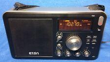 Eton Field World Band AM / FM / Short Wave Radio with AC Adapter