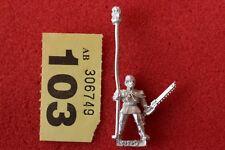 Games Workshop Warhammer 40k Praetorian Standard Bearer Metal Figure WH40K OOP