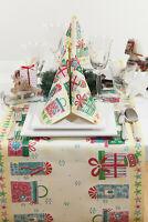 Tischläufer Cady aus Linclass® Airlaid 40 cm x 4,80 m, 1 Stück - Weihnachten
