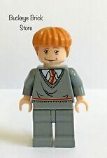 Lego Harry Potter RON WEASLY Sleeing Face - Merpeople 4762 Hogwarts Castle 5378