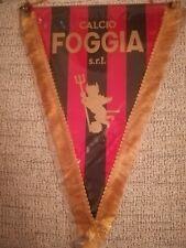 gagliardetto CALCIO football FOGGIA wimpel fussball pennant vintage anni 70