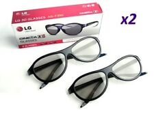 LG originale occhiali passivi x 2 pz AG-F310 PER TUTTI I MODELLI 3D TV LED UHD