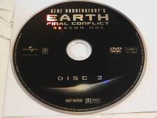 Gene Roddenberry's Earth Final Conflict Season 1 Disc 2 DVD Disc Only 44-95