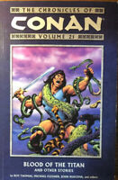 Chronicles Of Conan: Volume 21: 2011 Paperback: Roy Thomas