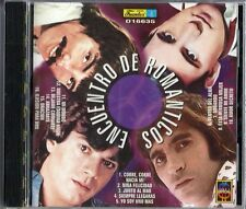 Encuentro De Romanticos Latin Music CD New