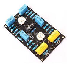 Classic Circuit Tube Pre amplifier Preamp Board DIY Kits For 12AX7 / 21AU7 Tube