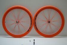 Cerchi 28 fixed 1v arancio Gipiemme 40 mm arancio personalizzabile complete