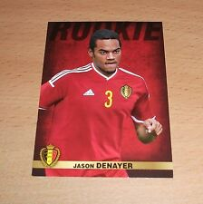PANINI CARREFOUR - 58/180 - BELGIAN RED DEVILS TOUS ENSEMBLE - JASON DENAYER