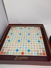 Milton Bradley 4034 Scrabble Deluxe Edition Board Game