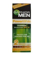 2 GARNIER MEN POWER WHITE INTENSIVE FAIRNESS MOISTURIZER CREAM SPF-15 (20 gm)